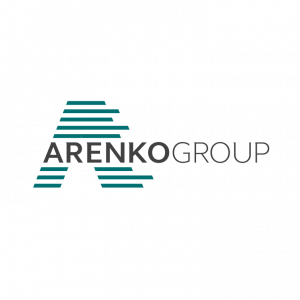 Arenko Group Logo_Arrangement Teal Logo