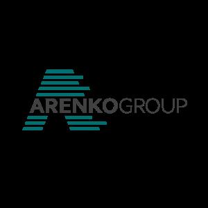 Arenko Group Logo_Arrangement Teal Logo