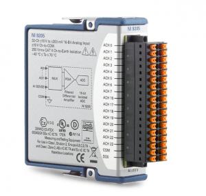 NI9205 analog input module