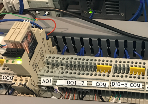 embedded control